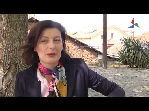 Сюжет на македонском ТВ