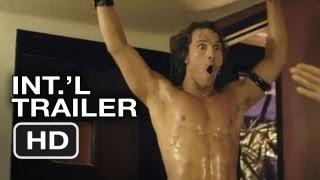Magic Mike International Trailer (2012) Channing Tatum Stripper Movie HD