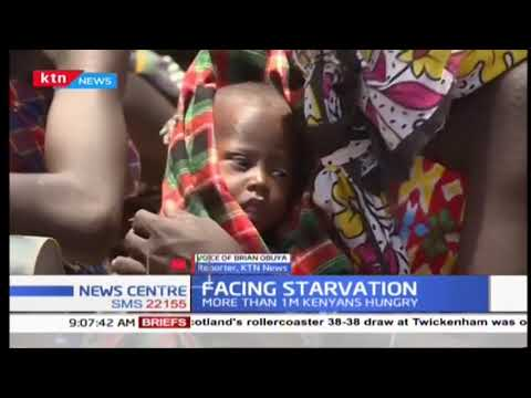 Latest update on drought situation in Northern Kenya | KTN NEWS