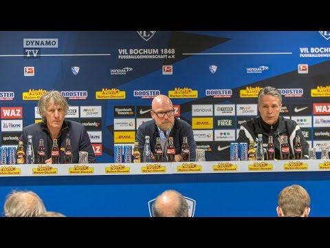 31. Spieltag | BOC - SGD | Pressekonferenz nach dem Spiel
