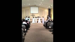 "Triumphant Praise Dance Troupe - ""Christmas Medley"" by Israel Houghton"