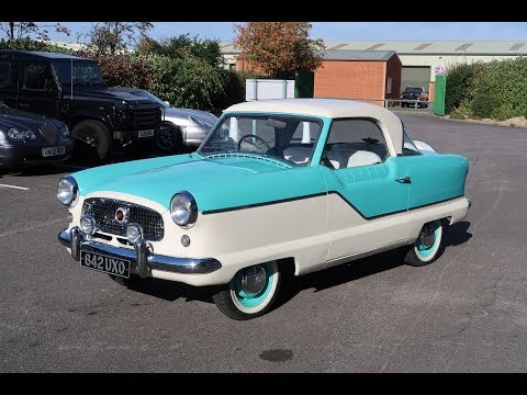 "1959 Austin ""Nash"" Metropolitan Series 1.5 Hard Top for sale in Louth Lincolnshire"