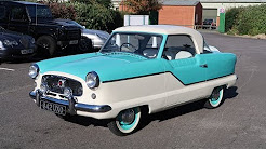 "SOLD 1959 Austin ""Nash"" Metropolitan Series 1.5 Hard Top for sale in Louth Lincolnshire"