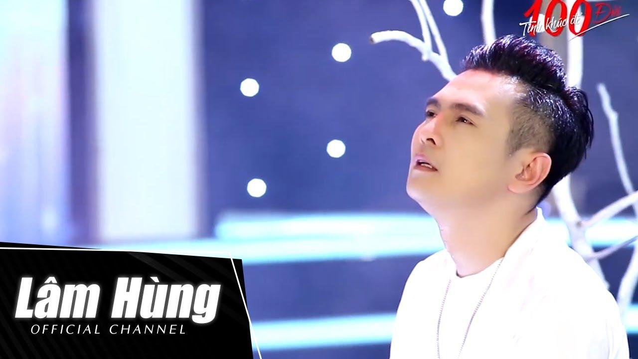 Karaoke Lạnh Bước - Lâm Hùng