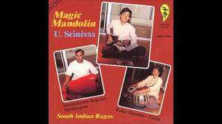 U Srinivas - Magic Mandolin - South Indian Ragas