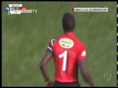Ngucanio cia Capetown 7's; Kenya 12 England 29,Kenya 7 Fiji 38