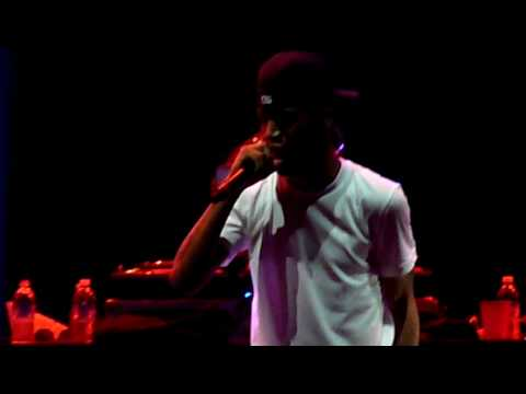 Kid Cudi feat. Chip tha Ripper - Hyyerr @ Club Nokia HQ