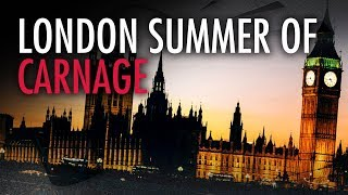 "London surgeon predicts ""summer of carnage"" 