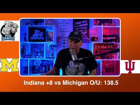 Indiana vs Michigan 2/27/21 Free College Basketball Pick and Prediction CBB Betting Tips