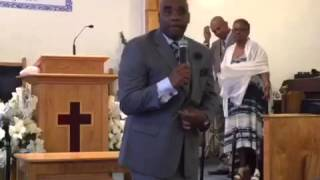 Sermon Topic: Just thank him - Pastor Gerard Hart