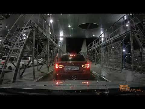 В.Ларс!Граница России и Грузии!Легковых машин практически нет! 01-07-2019!!!