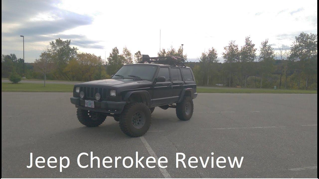 1998 Jeep Cherokee (XJ) In-Depth Review