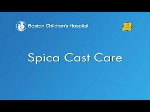 Spica Cast Care - Family Education - Boston Children's Hospital