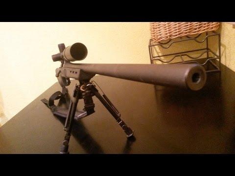 Remington 700 Bull Barrel