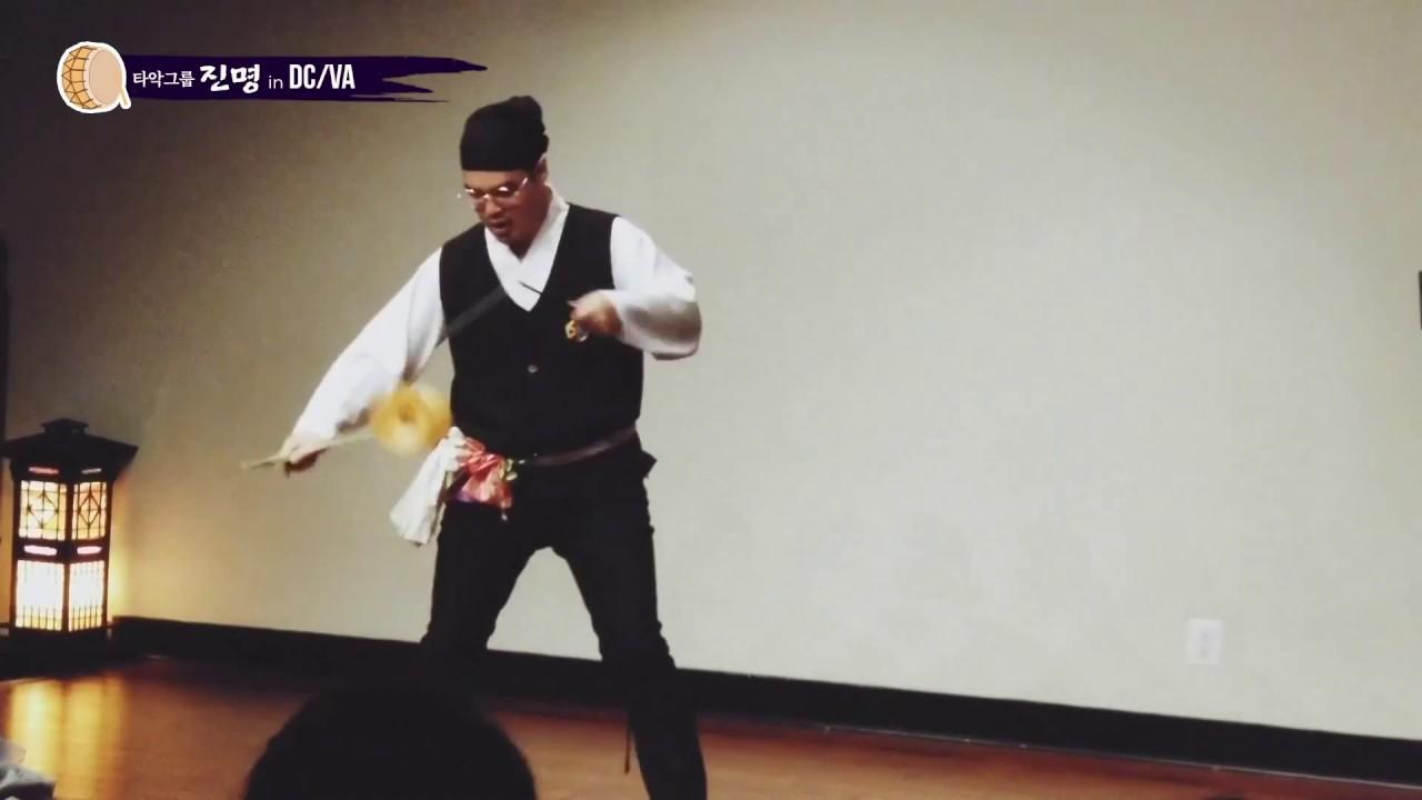 타악그룹 '진명 / 이학인' - 보부상 & 죽방울놀이 05072018