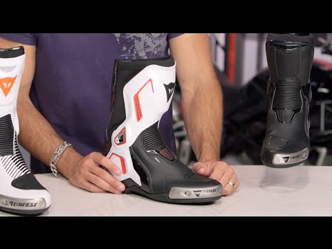 Dainese Torque D1 Boots Review at