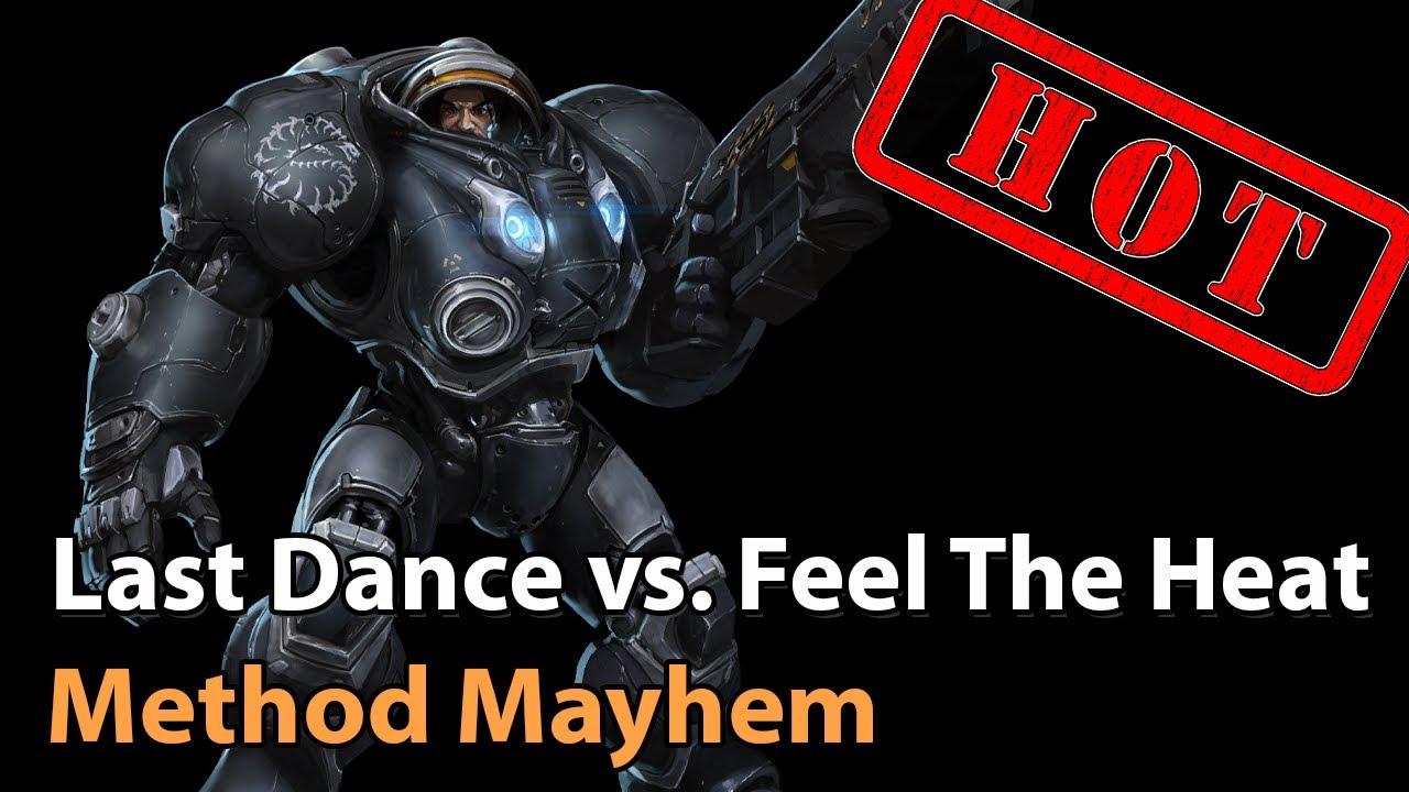 ► Last Dance vs. Feel The Heat - Method Mayhem Monthly Final - Heroes of the Storm Esports