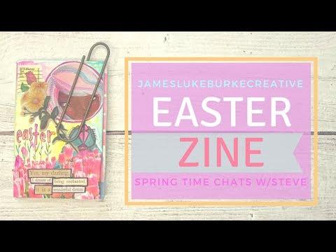 Easter ZINE!