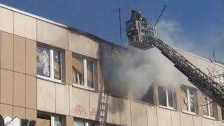 NRWspot.de | Dortmund – Brand in alter Hörder Feuerwache