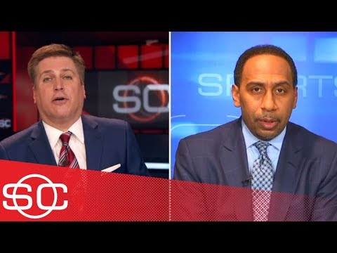 Stephen A.: LeBron 'won a 1-on-5 basketball game on the offensive [end]' | SportsCenter | ESPN