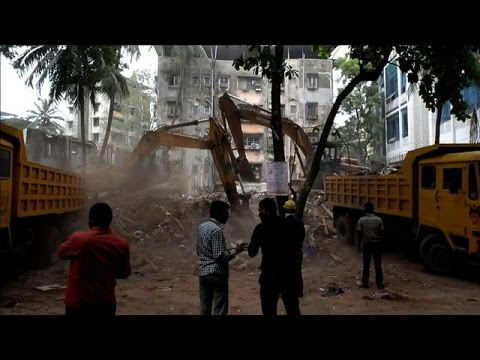Residents killed in Mumbai building collapse