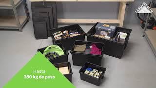 Cajas de almacenaje Bambox - Leroy Merlin