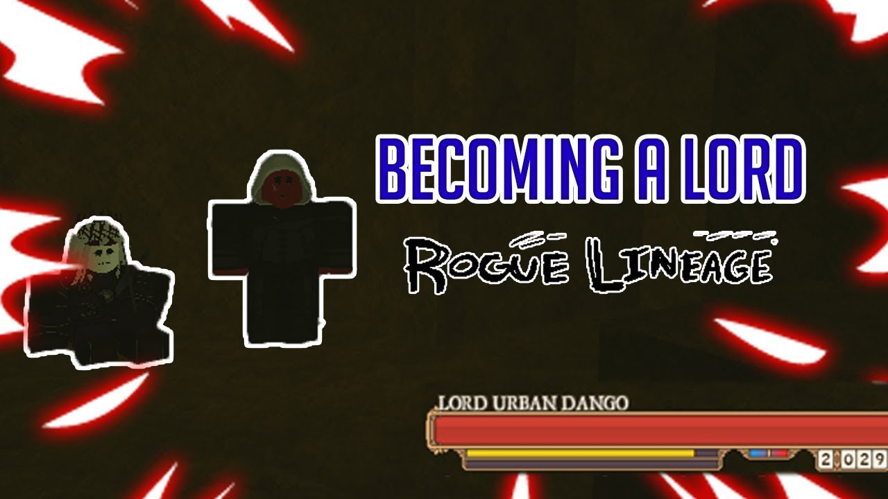Making A House Rogue Lineage Roblox Youtube