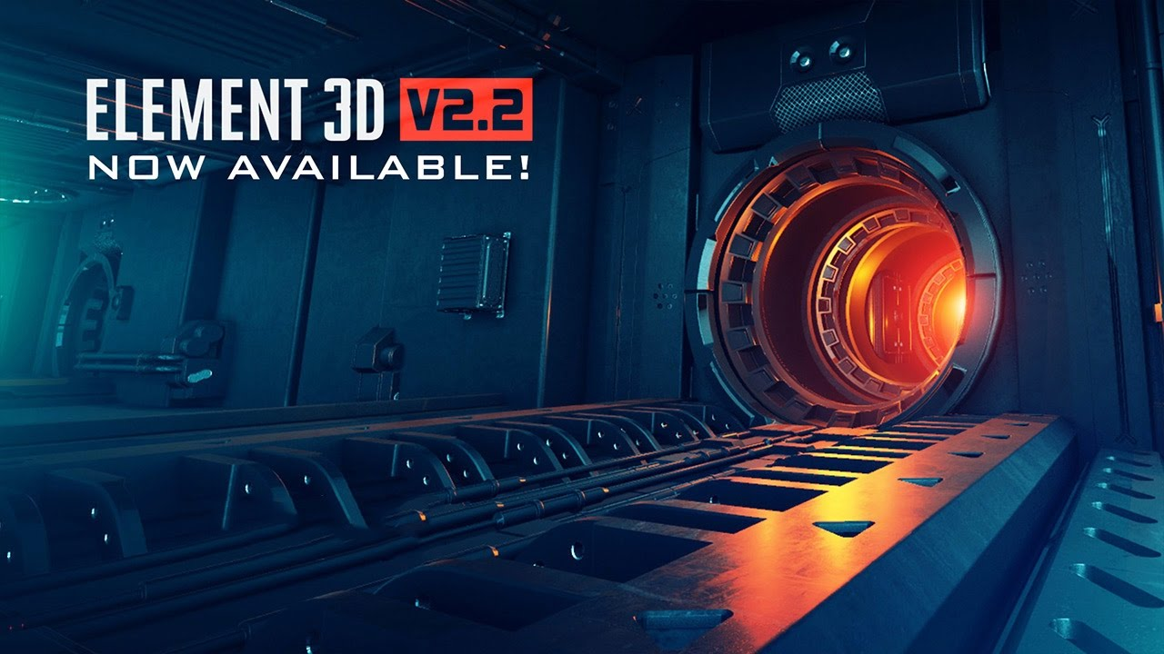 3d Effect Wallpapers Free Download Element 3d V2 2 New Features Now Available At Aescripts