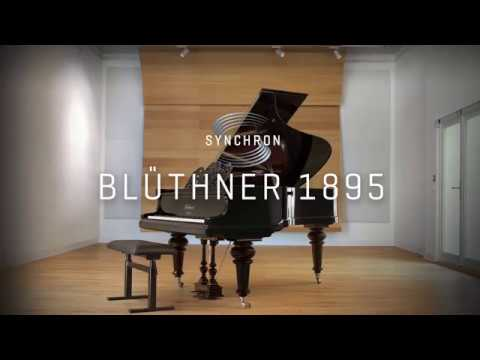 VSL Synchron Pianos Blüthner 1895, Preset Comparison With Frederic Chopin, Played By Guy Bacos
