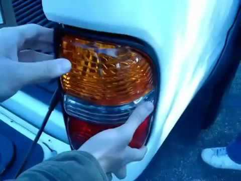 Spyder Auto Installation 2001 04 Toyota Tacoma Led Tail Lights