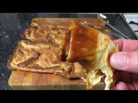 How To Make Yorkshire Pudding, Yorkshire Pudding Wrap.#SRP
