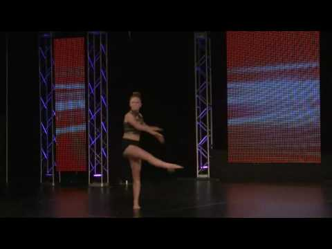 American Oxygen Teen Contemporary solo