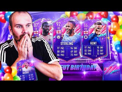 FIFA 21 - JE PACK UN ENORME FUT BRITHDAY PARFAIT POUR MA TEAM A 0€ ! Tous mes packs de la semaine !