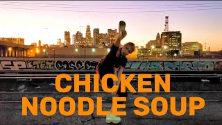 Download lagu CHICKEN NOODLE SOUP - J-Hope ft. Becky G Dance Cover *In Heels!*