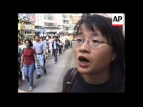 HONG KONG: IMMIGRATION LAW - DISPUTE WITH CHINA