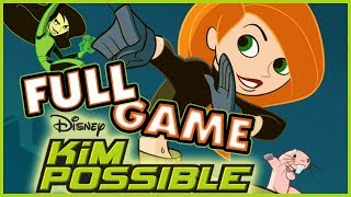 Kim Possible: What's the Switch FULL GAME 100% Longplay (PS2)