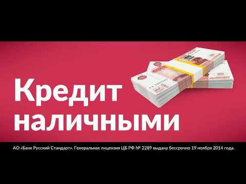 Банк Русский Стандарт. Кредит или кредитная карта? Выбор за вами.