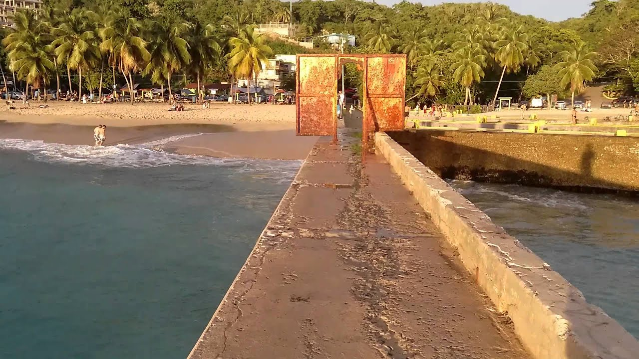 Crash Boat Beach Puerto Rico February 2020 - YouTube