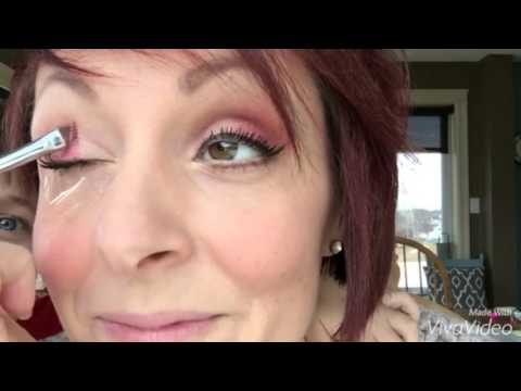 Younique Mineral Eye Pigments Tutorial
