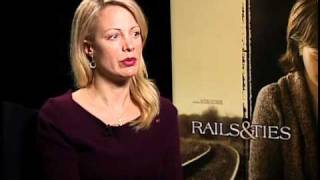 Rails & Ties - Exclusive: Alison Eastwood