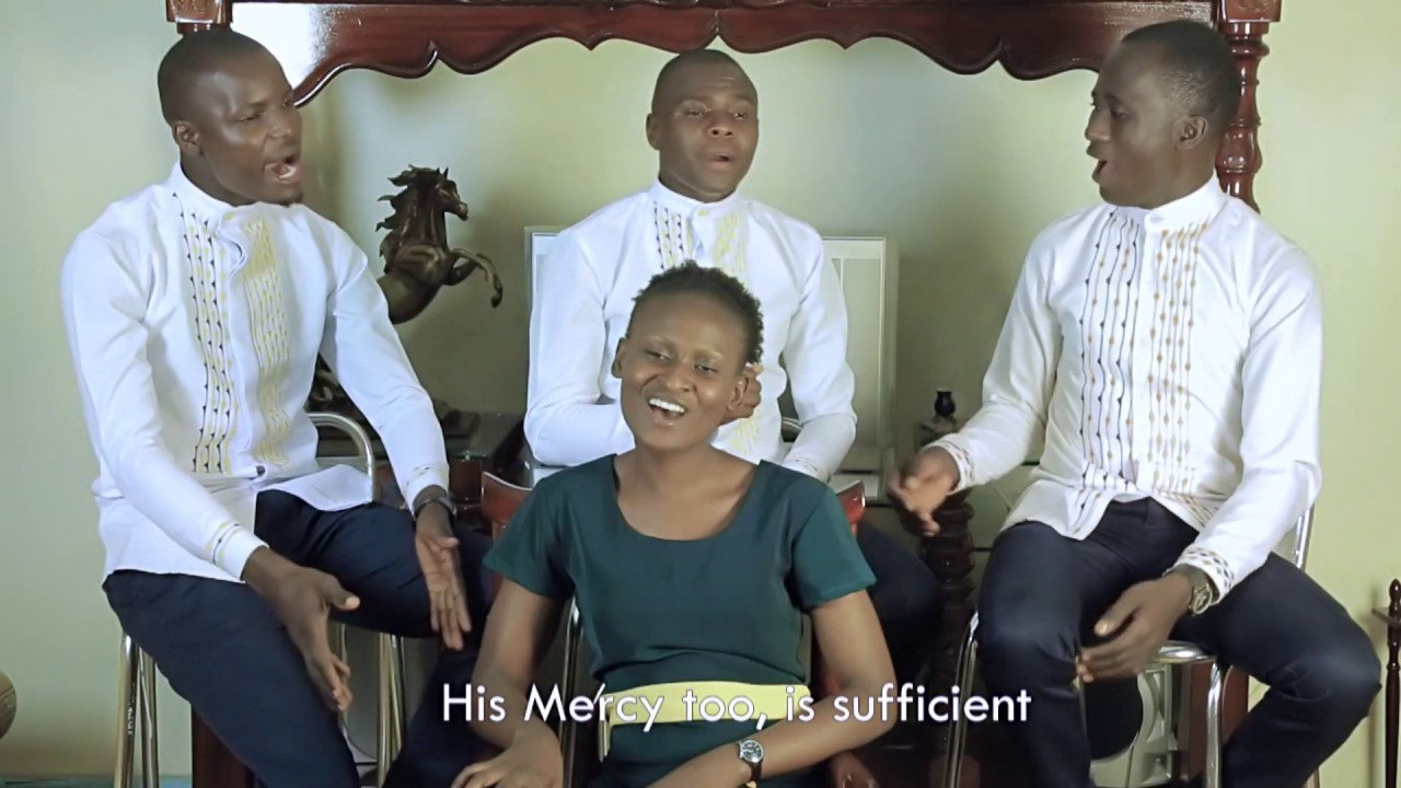 UNISIKIE NINAPOLIA {Official Song} By HEAVENLY ECHOES MINISTERS ,Filmed by IQ STUDIOZ Nairobi
