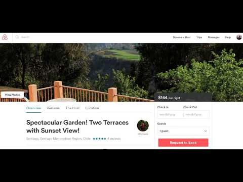 Terraces with Sunset View! - Houses for rent Santiago