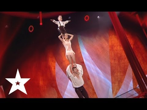 Дмитрий и Елена Дудник -  Украна ма талант-6 - Финал - 31.05.2014 - Победители