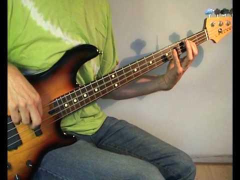 Scott Mckenzie - San Francisco -- Bass Cover music
