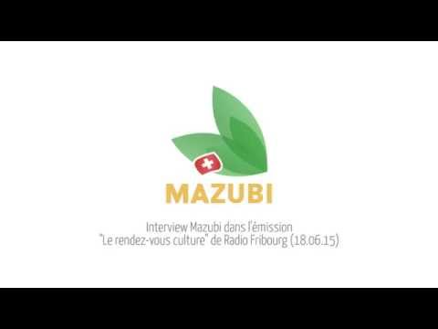 Interview de Mazubi - Le rendez-vous culture...