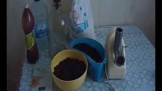Вино из ирги