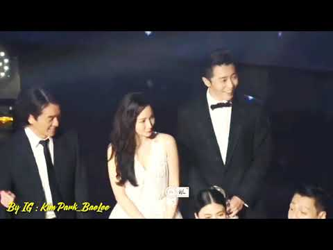 Kim Jae Wook and Park Min Young Moment Part 2