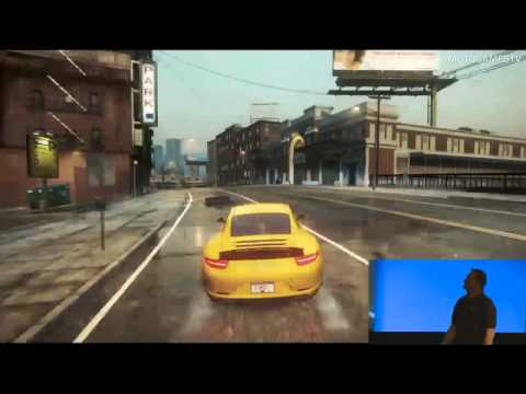 Need for Speed: Most Wanted - Tour Around Fairhaven City