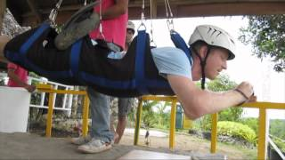 Zipline - Bohol/Philippinen