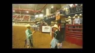 Chuck Swisher Professional Bullfighter 2012